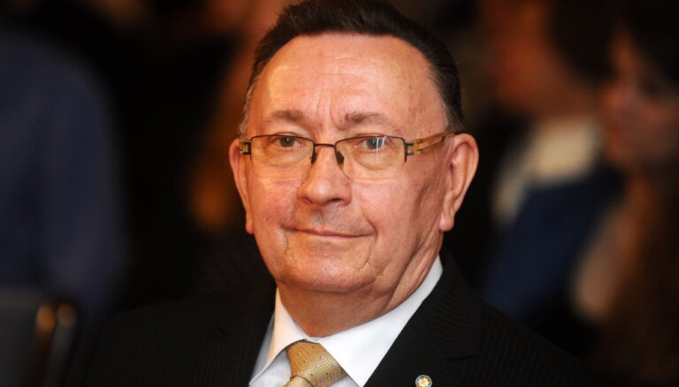 Par LU rektora vietas izpildītāju grib iecelt Juri Borzovu