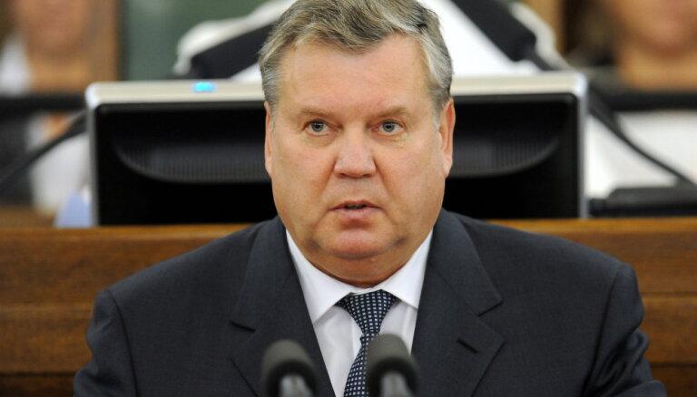 """Урбанович: депутаты """"Согласия"""" могут поддержать правительство Кучинскиса, только выйдя из партии"""