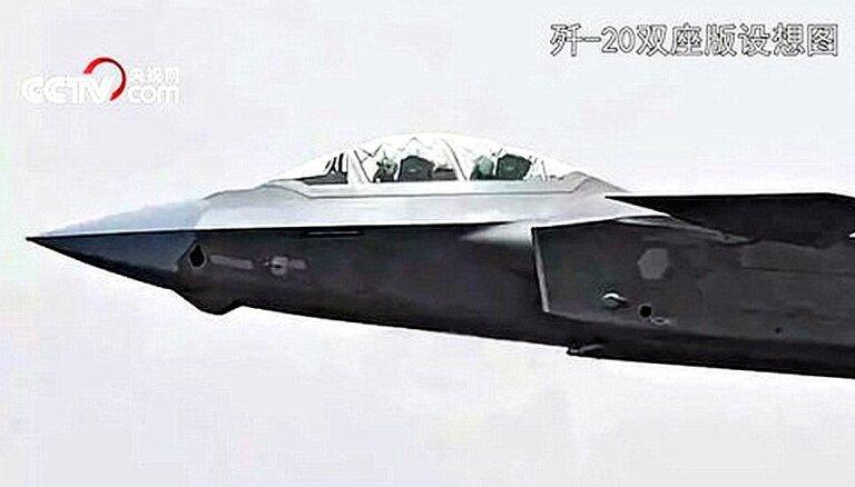 Ķīna izstrādā pirmo divvietīgo 'neredzamo' iznīcinātāju pasaulē
