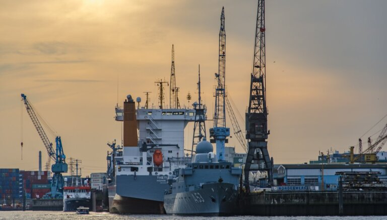 Latvijas kuģniecība pakāpusies Parīzes memoranda 'baltajā' sarakstā