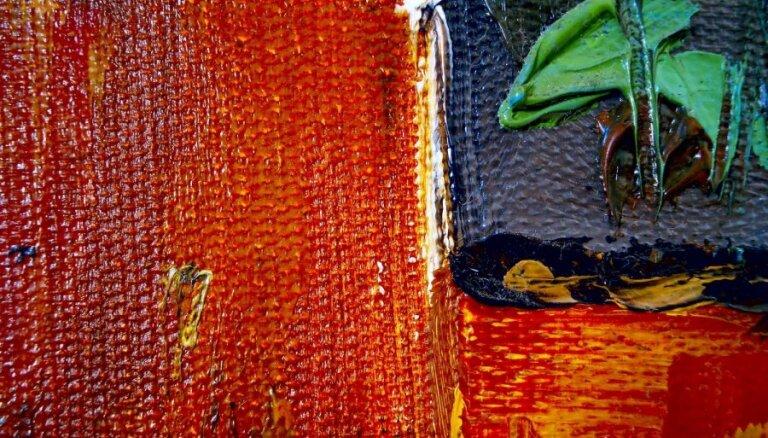 Kā kopt un tīrīt eļļas gleznas?
