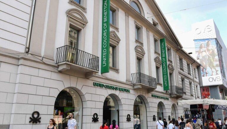 Меняется владелец магазинов Esprit и United Colors of Benetton в странах Балтии