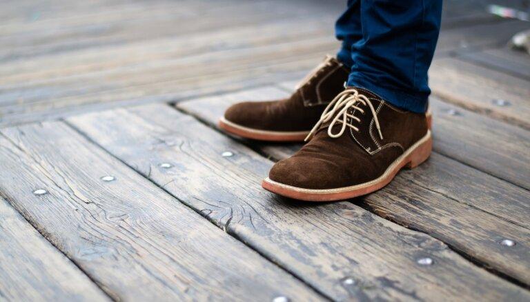 Kā kopt un mazgāt zamšādas apavus