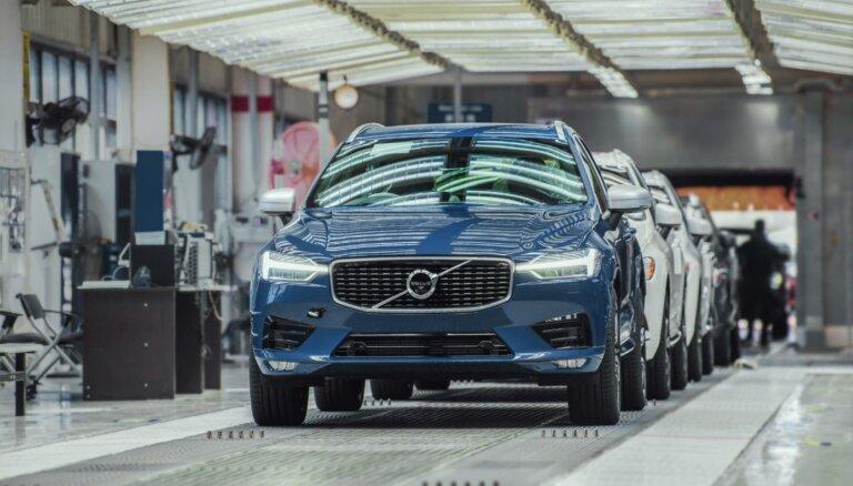'Volvo' klientiem Baltijā piedāvās rezerves daļu mūža garantiju