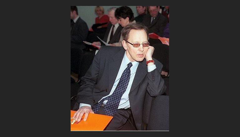 Kiršteins Saeimas vēlēšanās kandidēs no ZZS saraksta