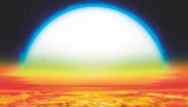 Vasaras svelme uz Zemes ir nieks. Iepazīsties ar karstāko zināmo planētu Visumā