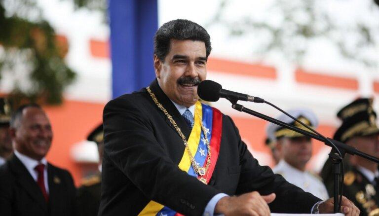 Глава МИД ФРГ выступил против военной операции в Венесуэле