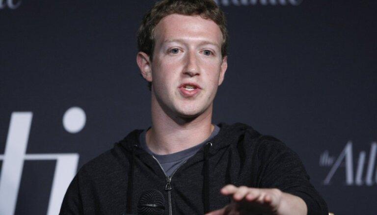 Цукерберг признал ошибки Facebook в вопросе защиты данных пользователей