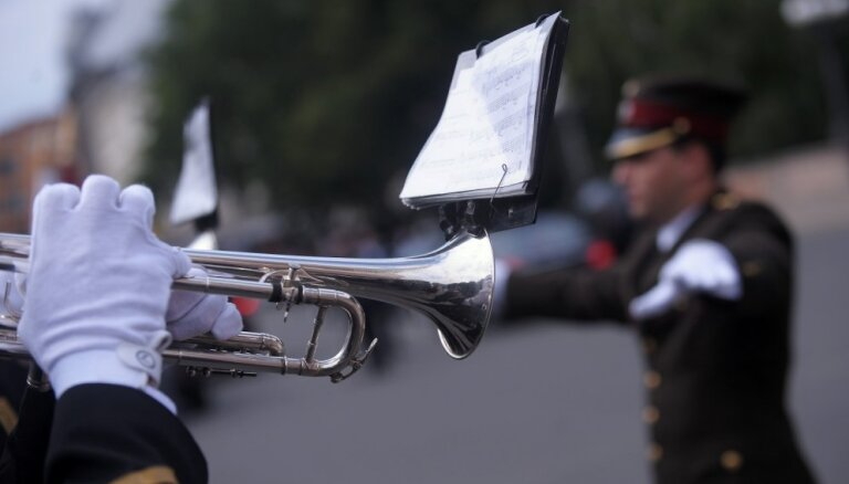 'Lielajā dzintarā' notiks Nacionālo bruņoto spēku orķestra koncerts