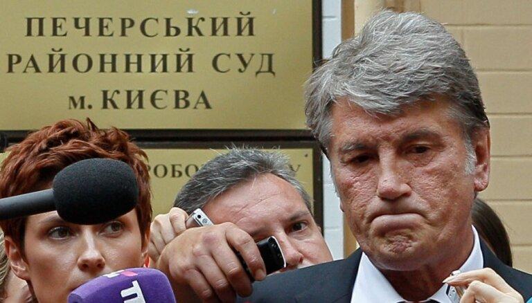 """Экс-президент Украины Ющенко знает, почему Киев """"сдал"""" Крым"""