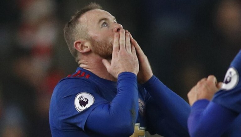 Руни завершает карьеру в сборной Англии