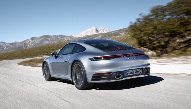 Jaunās paaudzes 'Porsche 911' – jaudīgāks, ātrāks un digitālāks