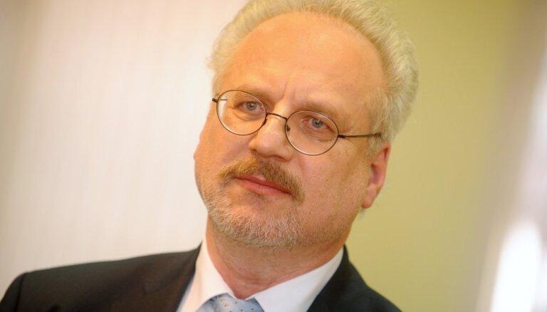 Vismaz divas partijas atbalstītu Levitu Valsts prezidenta amatā, vēsta LTV