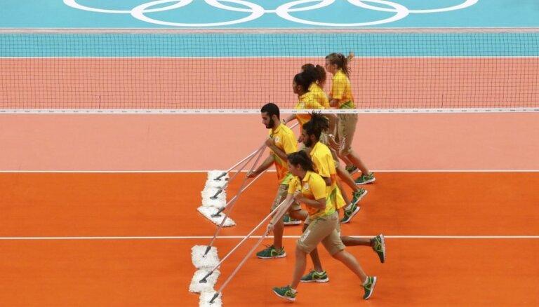 Gandrīz trešdaļa Rio olimpiādes brīvprātīgo atteikušies pildīt savus pienākumus