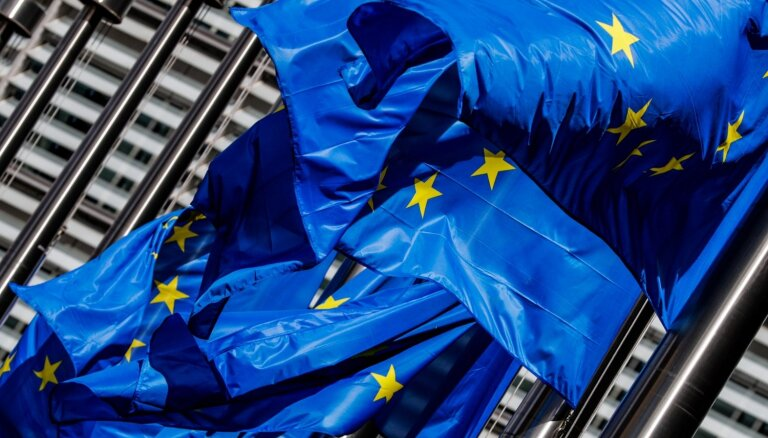 ES un pasaulē atzīmē Eiropas dienu