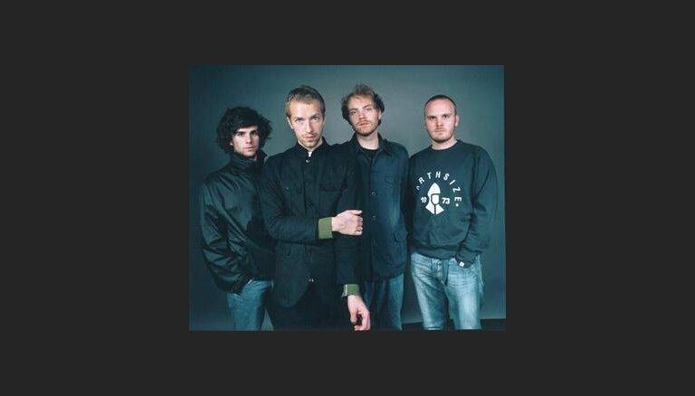 'Coldplay' atzīta par Amerikas gada grupu