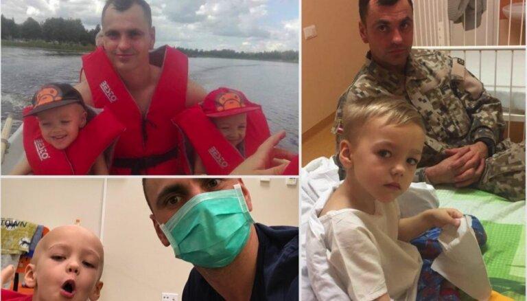 """""""Мы и подумать не могли, что это так серьезно"""": рассказ отца о борьбе сына с раком мягких тканей"""