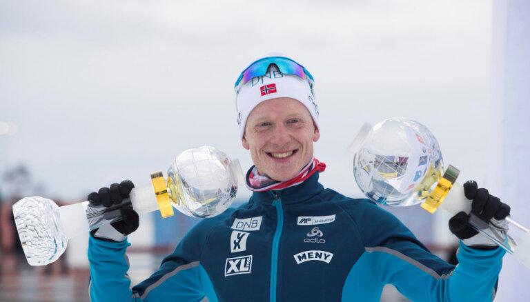 Йоханнес Бе заработал рекордные в истории биатлона призовые за один сезон