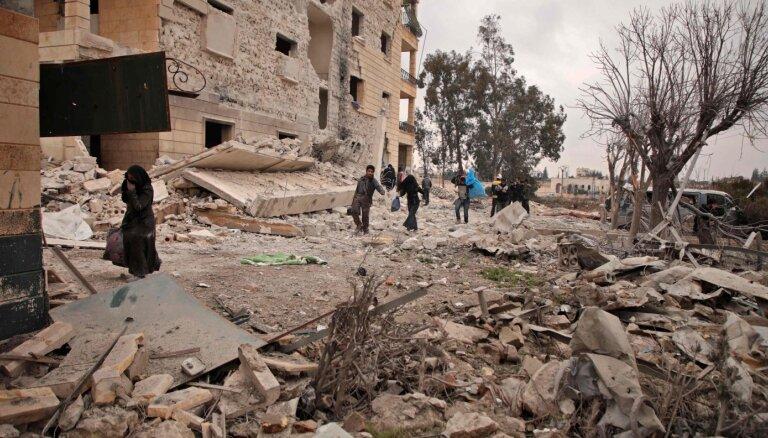 В Совбезе ООН потребовали от Москвы прекратить военную операцию в Сирии