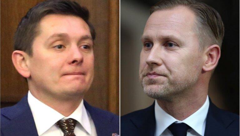Kaimiņš rosinās 'KPV LV' valdi lemt par Gobzema izslēgšanu no partijas