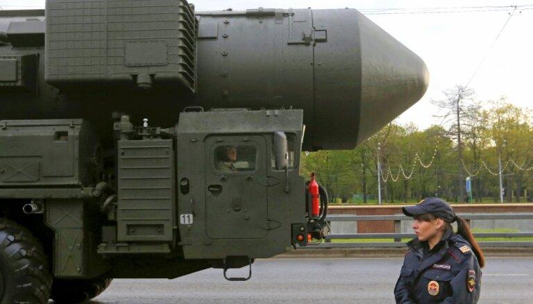 Россия разместила ЗРС С-400 в Крыму