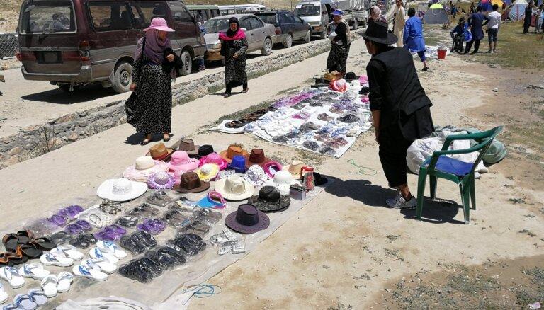 Šogad preču plūsma no Latvijas uz Afganistānu reģistrēta 407,5 tūkstošu eiro apmērā