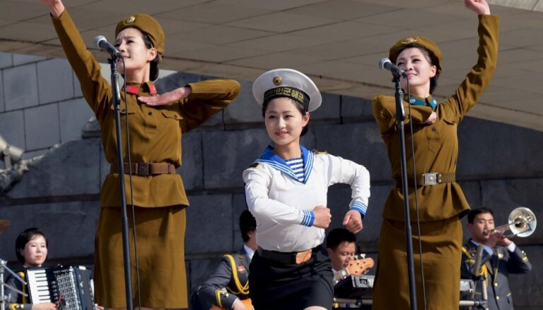 Южная Корея отказалась от переговоров с Северной