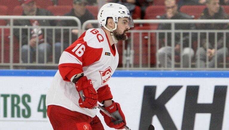 KHL eksperts: Daugaviņam 'Vitjazj' komanda būs īstā vieta