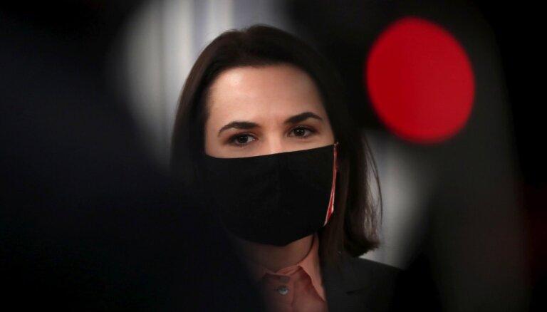 Тихановская завела книгу регистрации преступлений белорусских силовиков