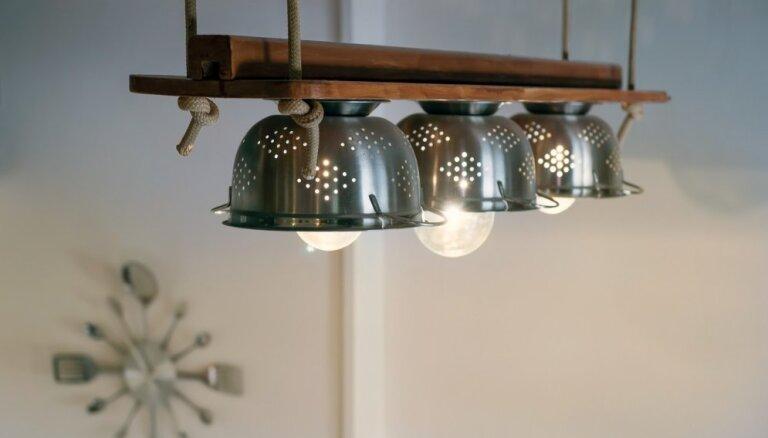 Lampas kā mākslas darbi – šedevri pašgatavotiem gaismekļiem