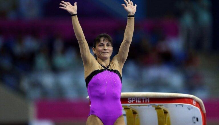 Uzbekistānas vingrotāja sasniedz rekordu - septīto reizi startēs Olimpiādē