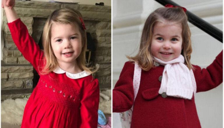 ФОТО: У принцессы Шарлотты появился двойник