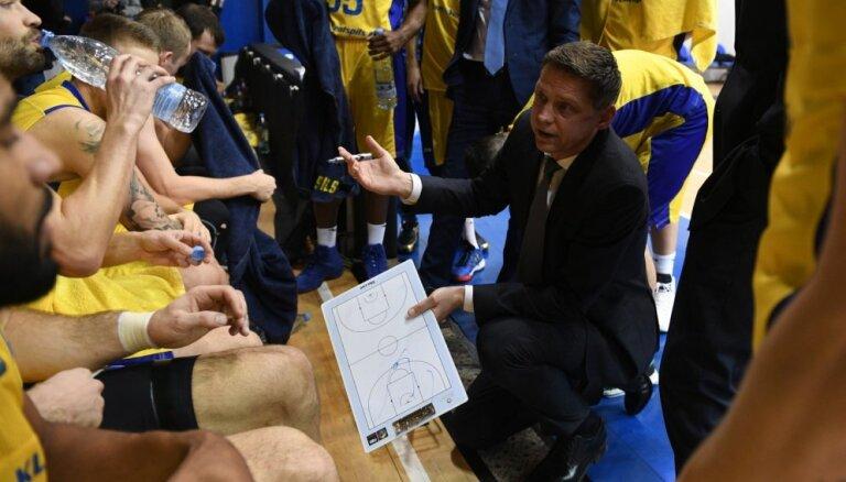 Muižnieks: arī atbildes spēlē 'Ventspils' komanda tieksies pēc uzvaras