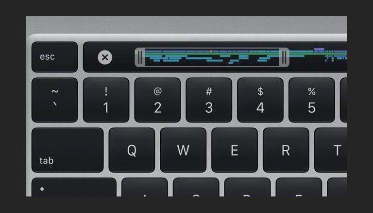 Apple представила 16-дюймовый MacBook Pro с новой клавиатурой