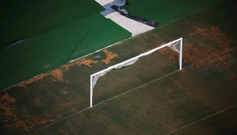 Slavenais 'Maracana' stadions pēc Rio olimpiādes pamests un izlaupīts