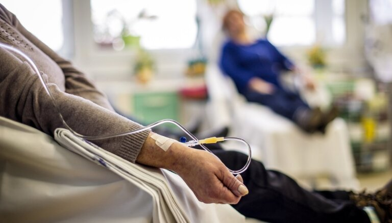 Минздрав запросил на онкологических пациентов 101,49 млн евро