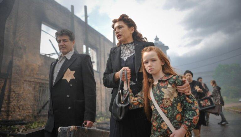 Foto: Kā tapa jaunā simtgades filma 'Tēvs Nakts' par Žani Lipki