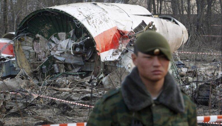 Россия отвергла версию Польши о взрыве на борту президентского Ту-154