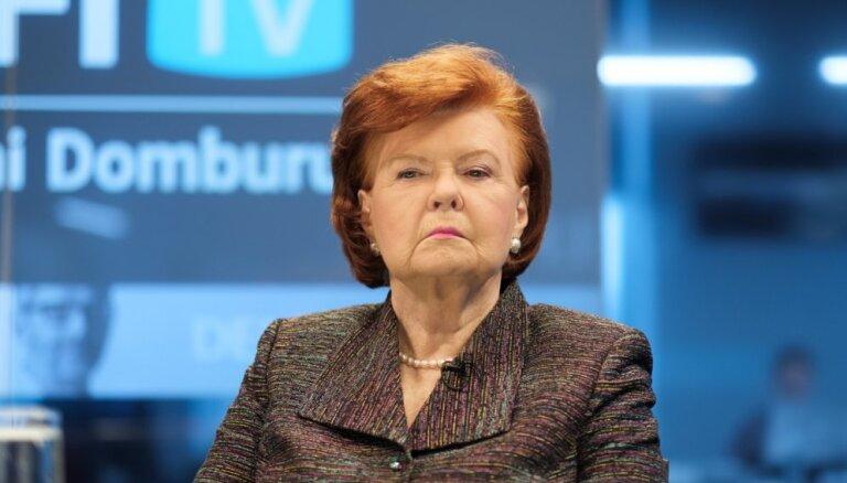 Экс-президенты в прошлом году обошлись Латвии в 500 000 евро: рекордсмен по расходам — Вайра Вике-Фрейберга
