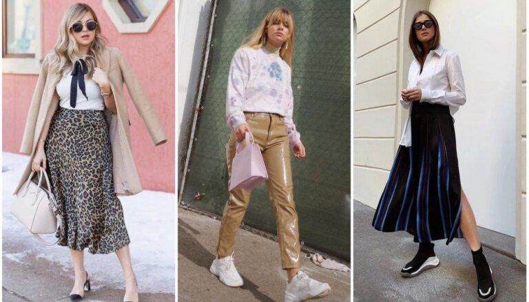 ФОТО. Как одеваться в марте: 31 идея на каждый день месяца