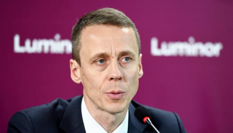 Сменится руководитель банка Luminor
