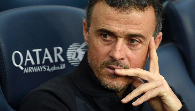 Главным тренером сборной Испании после поражения от России на ЧМ стал Луис Энрике