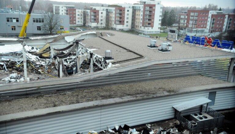 Sākts kriminālprocess par iespējamu dokumentu viltošanu saistībā ar Zolitūdē sagruvušā veikala 'Maxima' celtniecību