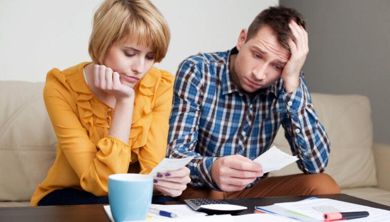 У трети латвийцев нет денежных сбережений