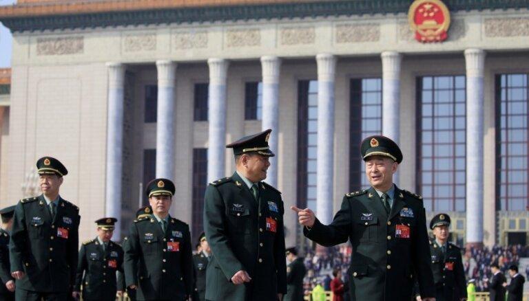 Ķīna NATO izaicinājumu ziņā ir jaunā Krievija