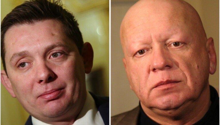 Politiski motīvi un procesuāli pārkāpumi – kāpēc Blumbergs un Kaimiņš balsoja 'pret' Juraša izdošanu