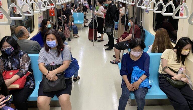 ASV ziedos Taivānai 750 000 Covid-19 vakcīnu