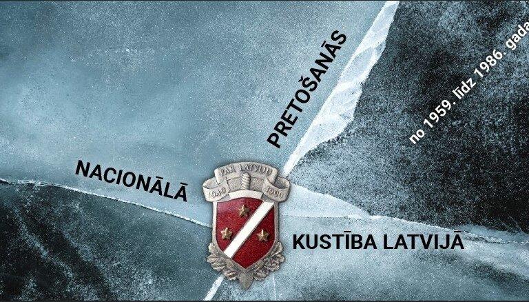 Klajā nākusi grāmata par nacionālo pretošanās kustību Latvijā