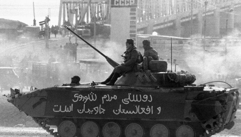 Krievijas veterāni kritizē 'nepatriotisku' filmu par PSRS-Afganistānas karu