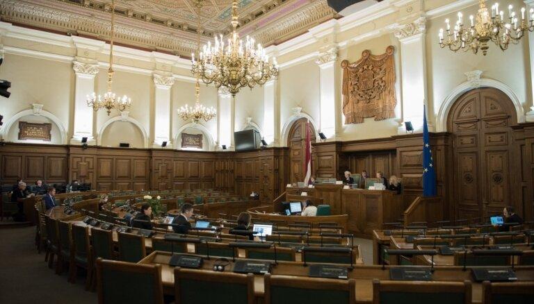 Во время дебатов о микропредприятиях часть депутатов НКП вместе с оппозицией раскритиковали работу Минфина